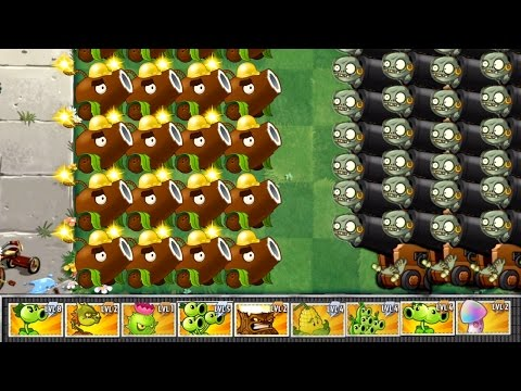 Plants vs. Zombies 2 Let's play NEW Piñata Coconut Cannon