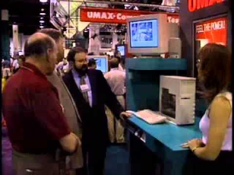 Expo MacWorld • Boston • Computer Chronicles • 1996