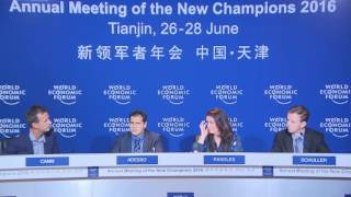 China 2016 - Issue Briefing: Into the Fourth Industrial Revolution