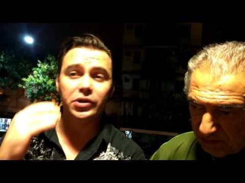 Gabriel Misse, Carlos Stasi y Brian Mujica dj. Entrevista de Farol.