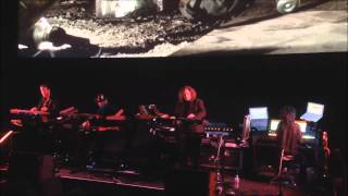 Tangerine Dream Live in Melbourne 20 November 2014 performing Sorcerer