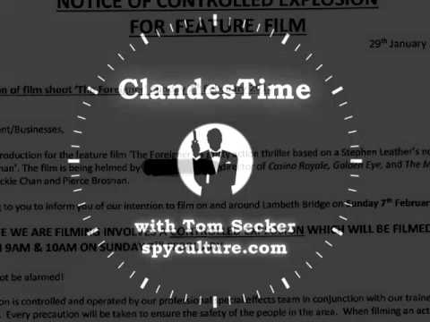 ClandesTime 082 - The Foreigner