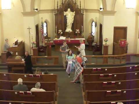 St Peters Lutheran Church Rockwell IA 052018 Part 3