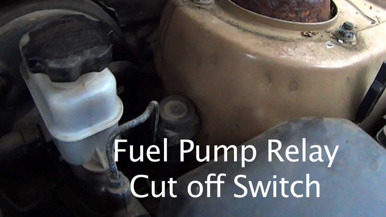 2001 Hyundai Elantra Fuel Pump Replacement