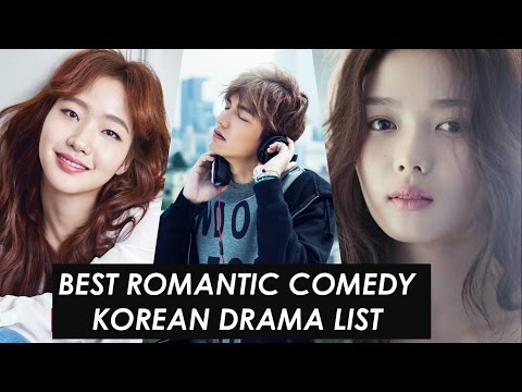 MY BEST KOREAN DRAMA SERIES - GENRE : ROMANTIC COMEDY DRAMA ( TOP 40 LIST ) PART - 1