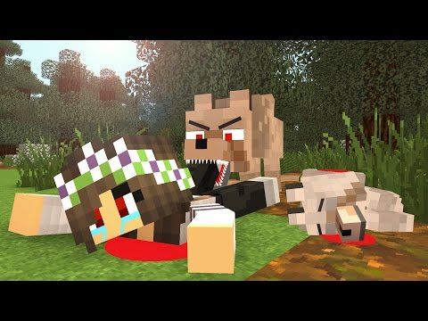 Wolf Life II - Minecraft Animation