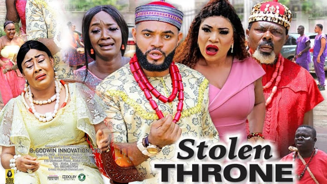 STOLEN THRONE SEASON 1 {NEW MOVIE} - 2020 LATEST NIGERIAN NOLLYWOOD MOVIE
