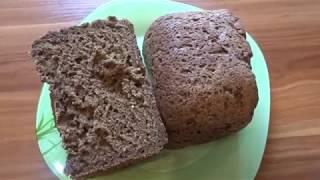 Печем Бородинский хлеб из готовой смеси для выпечки