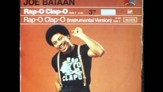 Joe Bataan - Rap-O Clap-O Original 12 inch Version 1979
