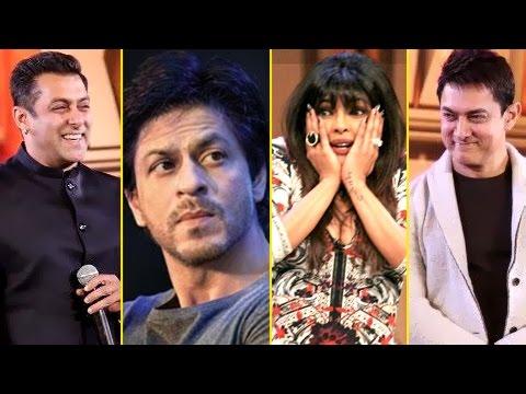Priyanka Chopra INSULTS Shahrukh Khan, No Comparison To Salman Khan, Aamir Khan