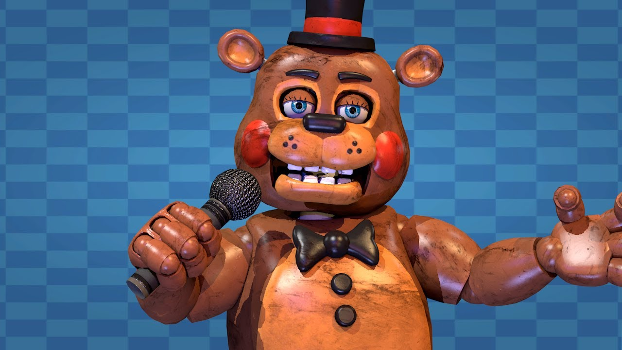 five nights at freddys voice clips s