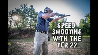 Speed Shooting with the T/CR22 thumbnail