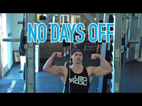 No Days Off Chest Workout | Cayman Islands | Travel Vlog Day 2 | With Model Alex Barber