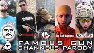 Famous Gun Channels Parody | Christmas Special