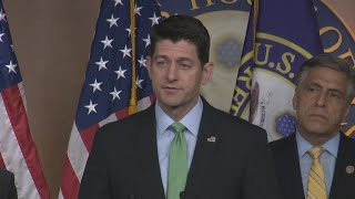 House Speaker Paul Ryan says house will vote on 2 immigration bills