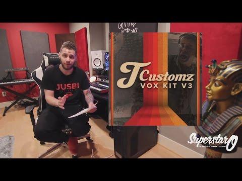 SuperStar O Review: TCustomz Vox Sample Kit Vol. 3