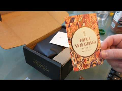 NL vlog Day 67: some new Starbucks Reserve Papa New Guinea coffee showed up