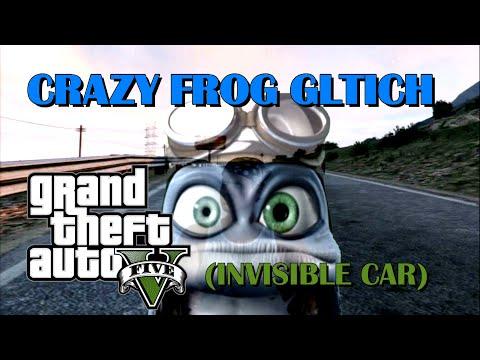 GTA5 | Crazy Frog Glitch (Invisible Car)