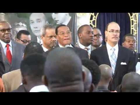 Who Killed Mayor Chokwe Lumumba? Farrakhan offers to pay for Autopsy!