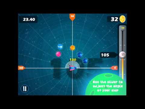 Angle Asteroids - A SylvanPlay Network App