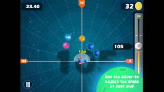 Angle Asteroids - SylvanPlay