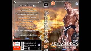 "WWE Armageddon 2007/Tyson Kidd 3rd Theme Song Extended for 20 minutes: ""Bed Of Nails"""