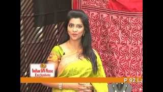 Exclusive Puja Collection from Indian Silk House on ETV 2015 Part 3