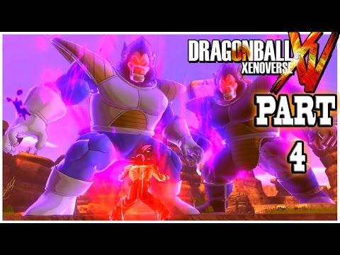 Dragonball Xenoverse Walkthrough Part 4 - WHERE'S GOKU? - Dragonball Xenoverse Gameplay 1080p HD