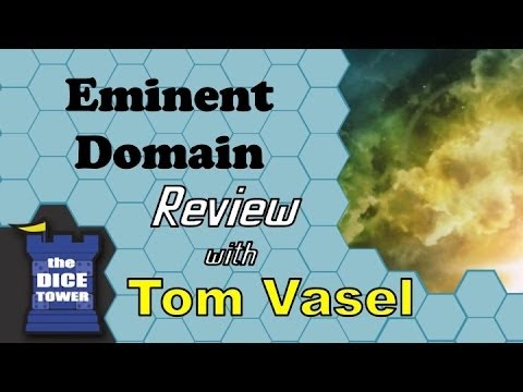 Eminent Domain Review - with Tom Vasel