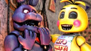 FNaF Impossible Try Not To Laugh 2020 (Funny FNAF SFM Animation)