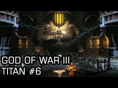 God of War III (Titan,PS3) #6 Palace of Hades