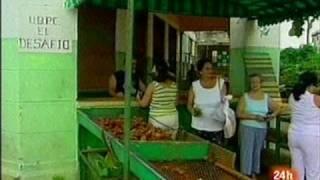 CUBA SITUACIÓN ACTUAL- Oct-10-08/ TVE-Cuba Democracia y Vida