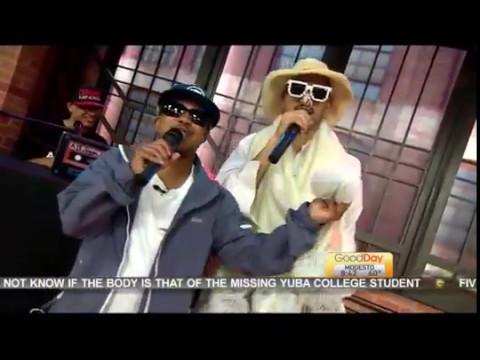 Money B & Young Hump Good Day (Sacramento) Performance