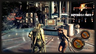 Resident Evil 5: Capitulo 5-1
