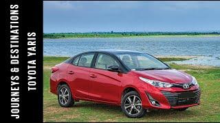 Toyota Yaris : Journeys & Destinations   Sponsored Feature
