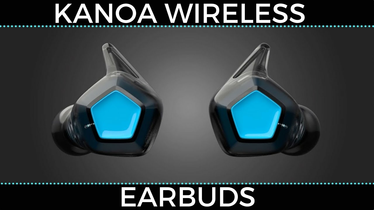 kanoa true wireless bluetooth earbuds get ready for iphone 7 youtube. Black Bedroom Furniture Sets. Home Design Ideas