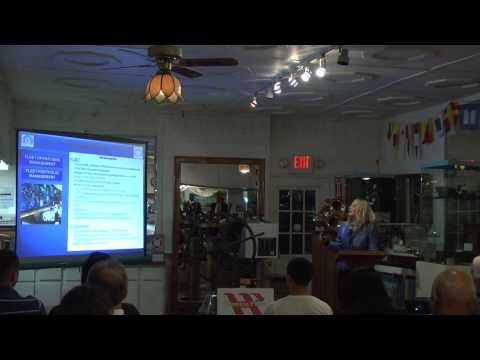 April 18, 2013 Career Lecture: Charting a Successful Maritime Career