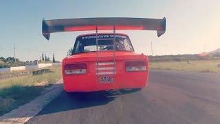 Russian Car Drift - Crazy Street Drifting Compilation 2016