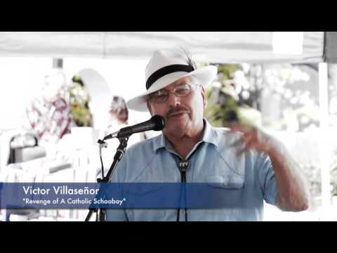 Victor Villasenor Speaks 2015