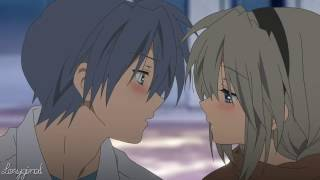 Romantic ~ Anime kiss scenes and a few almost kisses アニメ ・ キス シーン #2