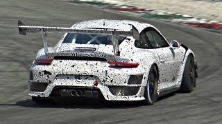 بورش تعمل على سيارة أقوى وأسرع من 911 GT2 RS