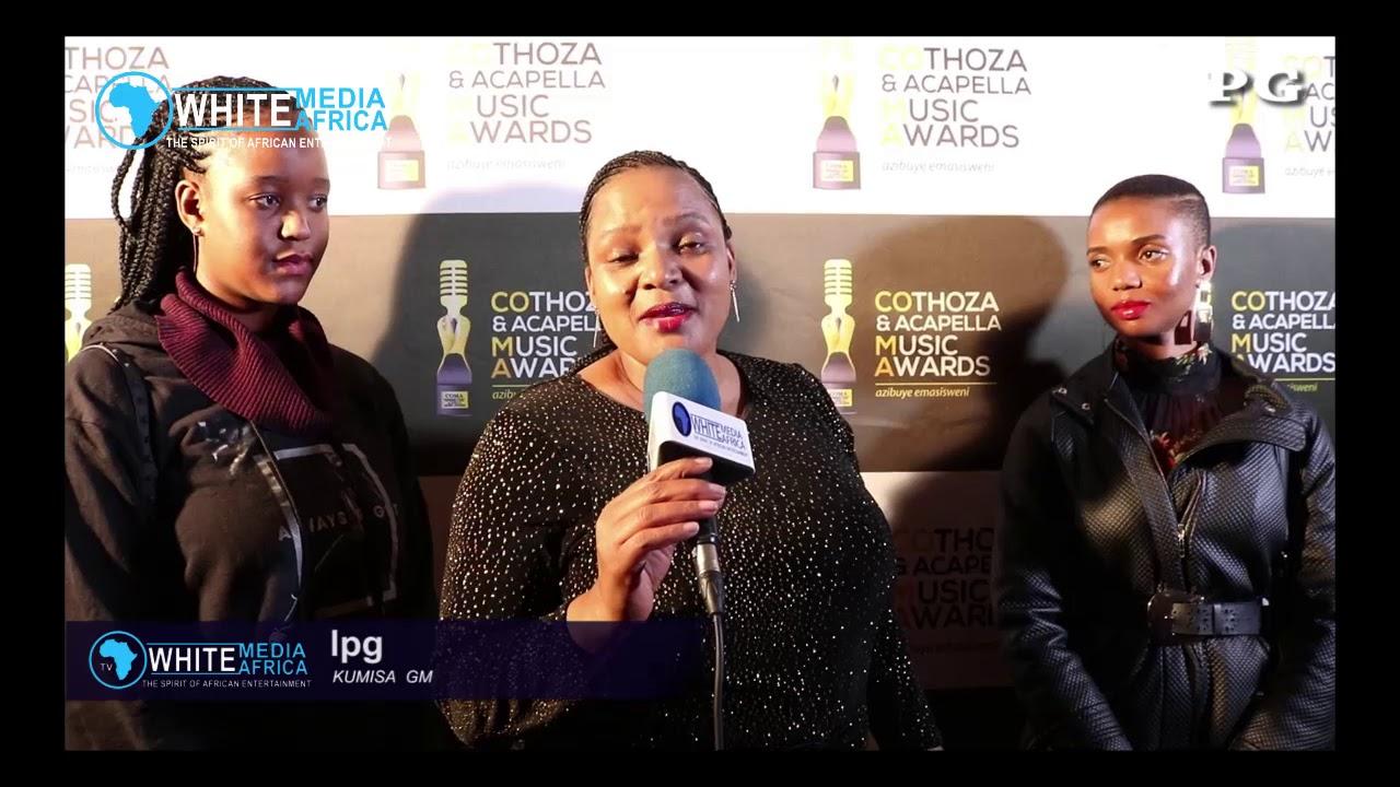 Cothoza and Acapella Music Awards 2019 by Ladysmith Black Mamba