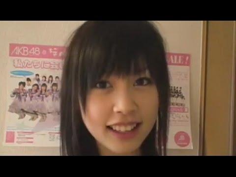 AKB48 中西里菜 17歳 すっぴん自宅公開 やまぐちりこ Private Video Nakanishi Rina , Yamaguchi Riko