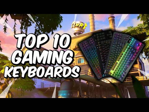 Top 10 Best Gaming Keyboards For Fortnite (2020)