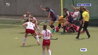 1. Feldhockey-Bundesliga Damen DHC vs. RWK 12.05.2018 Highlights