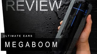 Video UE MEGABOOM - REVIEW download MP3, 3GP, MP4, WEBM, AVI, FLV Mei 2018
