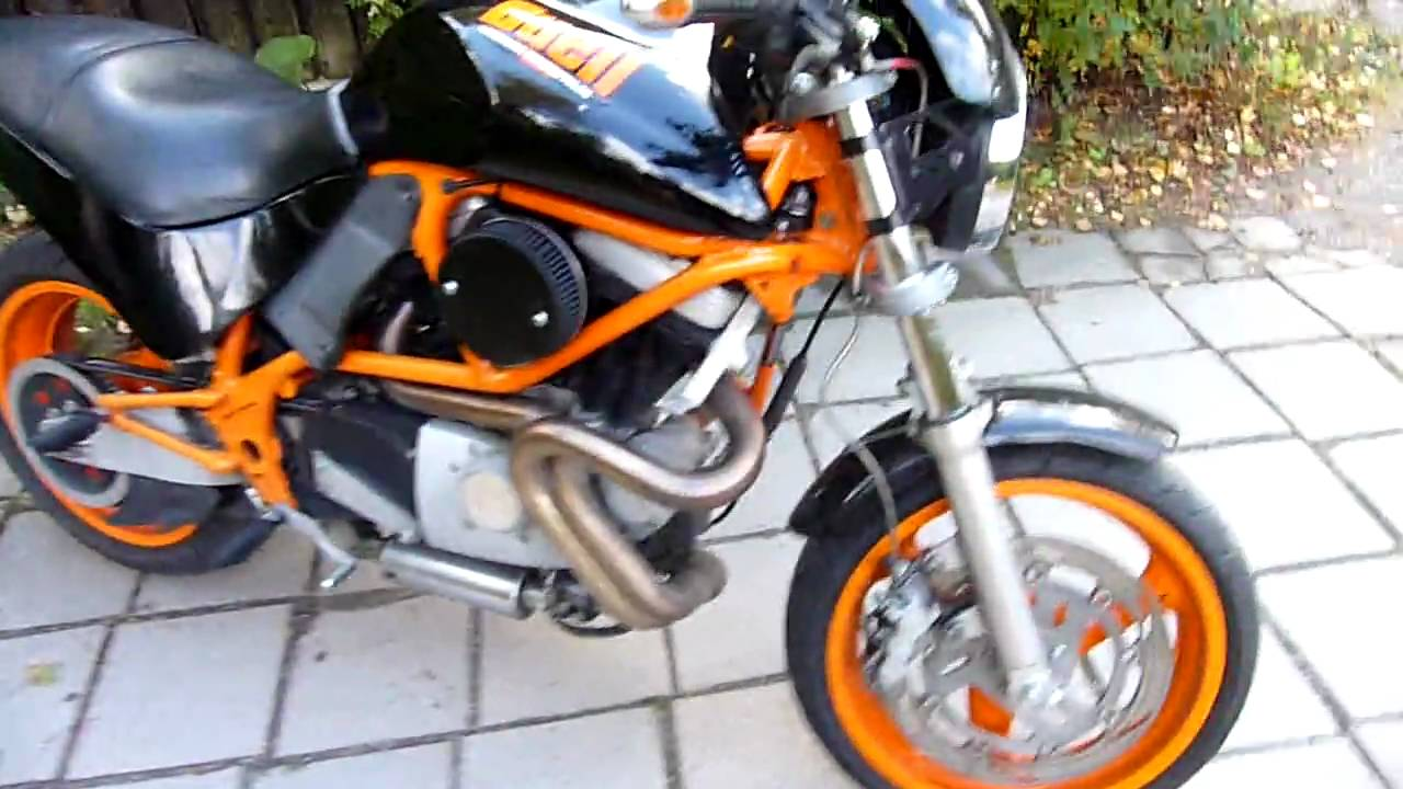 My Buell M2 Cyclone 2001