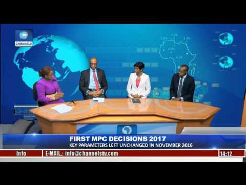 Analysts Discuss Nigerian Economy As CBN Gives First MPC Decisions For 2017
