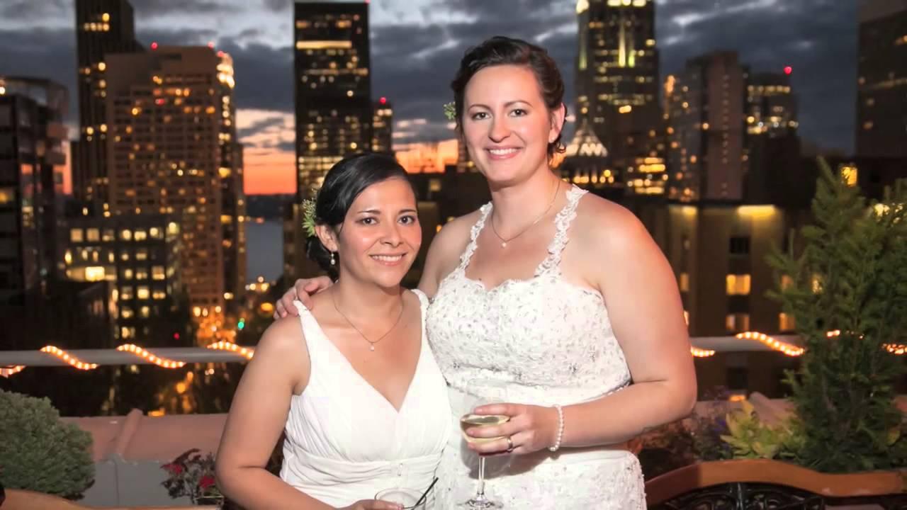 Sorrento Hotel Wedding Jessy Amp Kelsey Tom Ellis