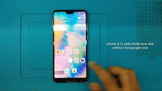 Remove Google Account  Huawei P20, P20 Pro, FRP bypass 2019 Android 9